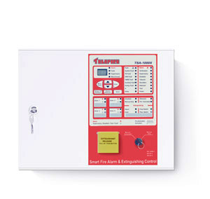 Conventional Fire Alarm& Extinguishing Control Panel TSA-1000X ― ООО Системы